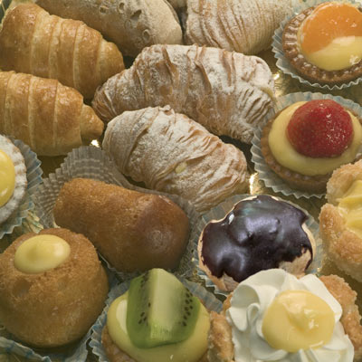 italian sweet dishes